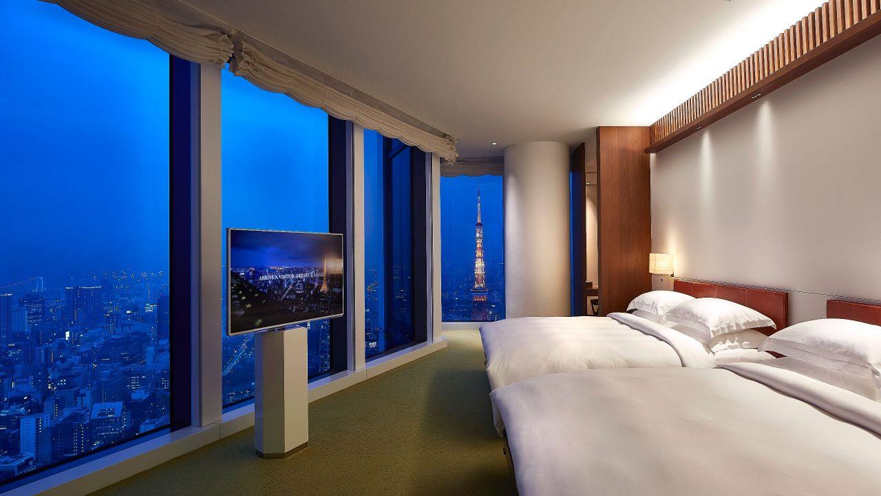 Andaz Tokyo Toranomon Hills, bay view suite