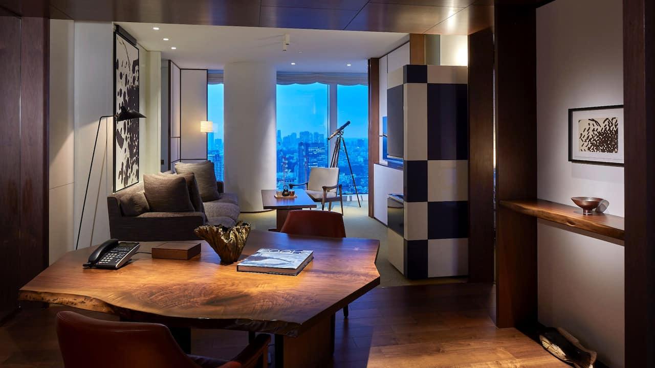 Andaz Tokyo Toranomon Hills, suite