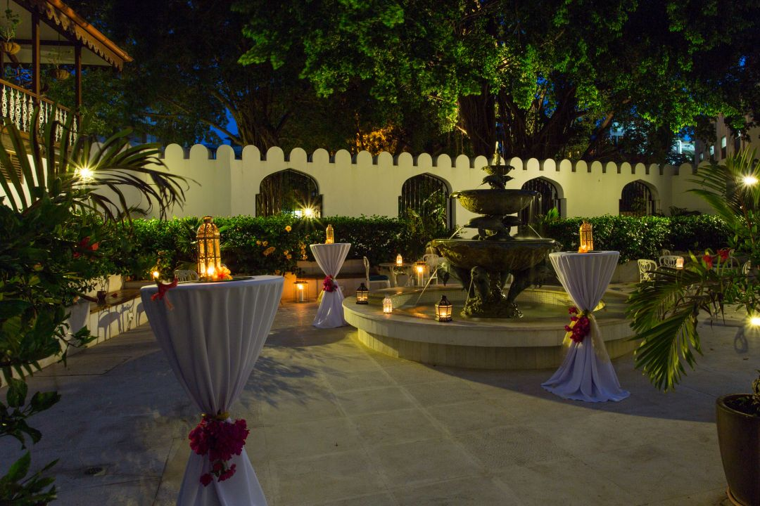 Private Dining Evening