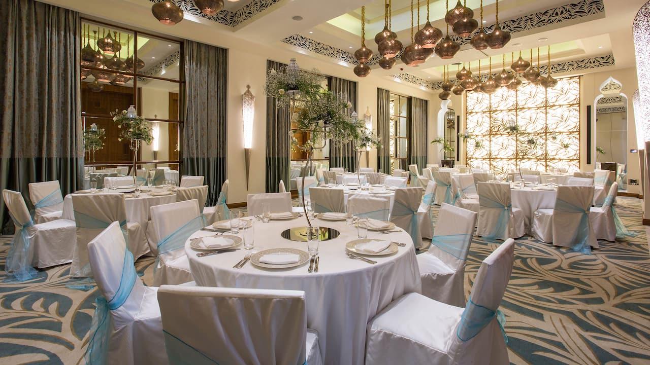 Park Hyatt Zanzibar Gala Set Up