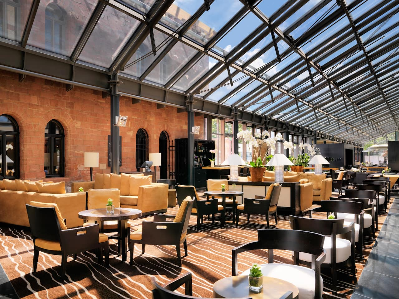 M-Lounge & Bar at Hyatt Regency Mainz