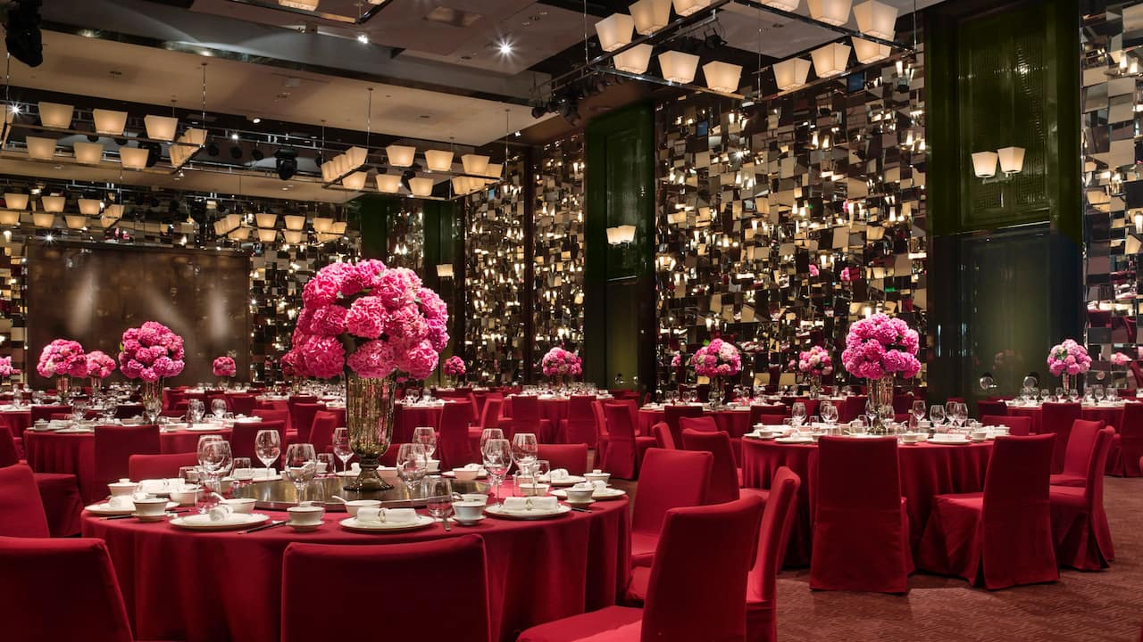 Grand Hyatt Chengdu Palais Wedding