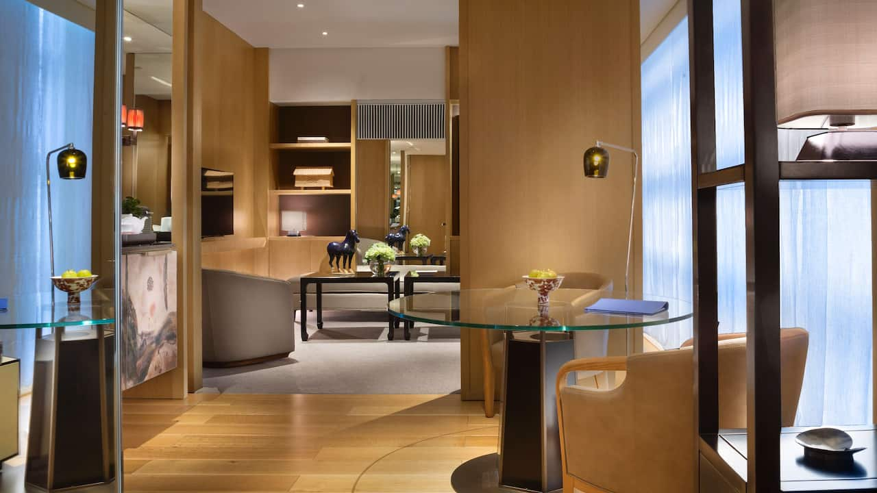 Grand Hyatt Chengdu Room Grand Suite