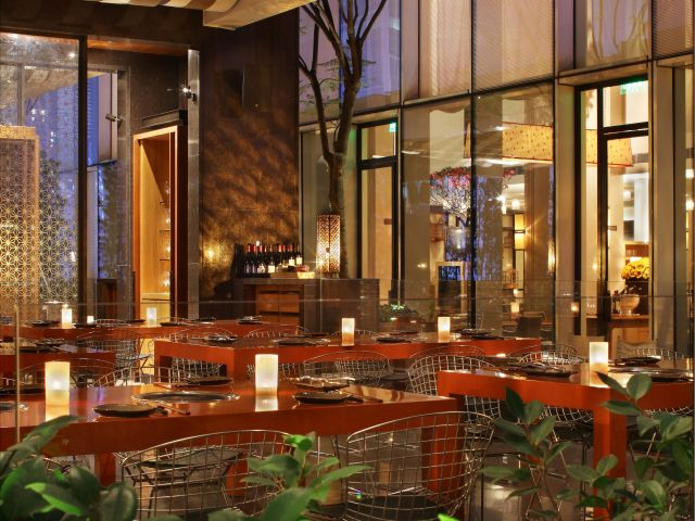 Grand Hyatt Chengdu BBQ Restaurant