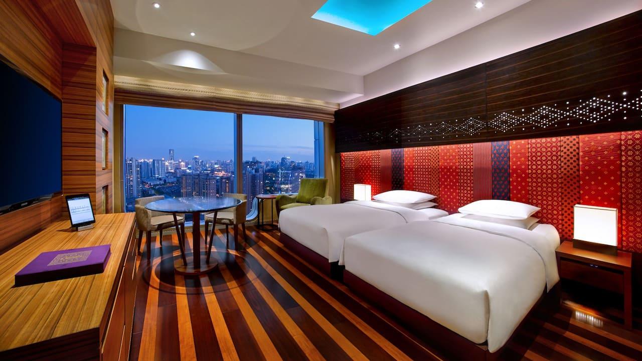 Andaz XINTIANDI, SHANGHAI Twin Beds