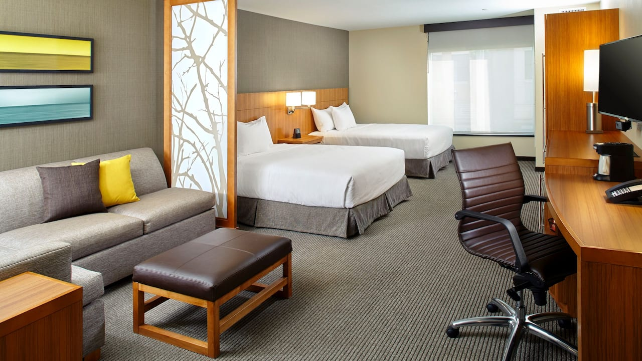 Hyatt Place Cleveland/Lyndhurst/Legacy Village Rooms