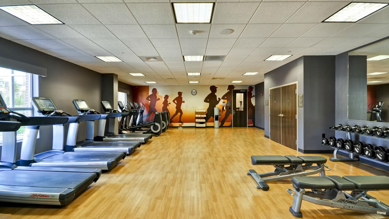 Gym Hyatt House Atlanta/Cobb Galleria