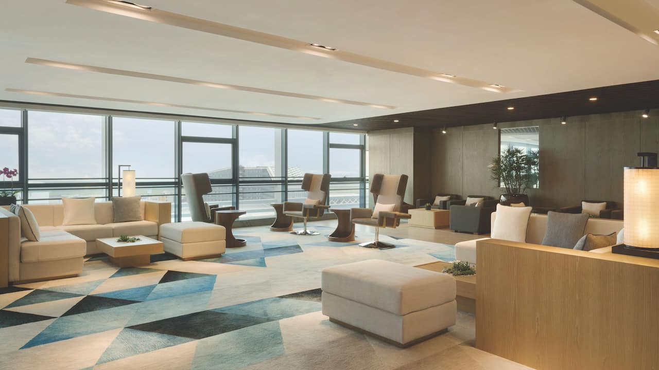 Hyatt House Shenzhen Airport Lobby