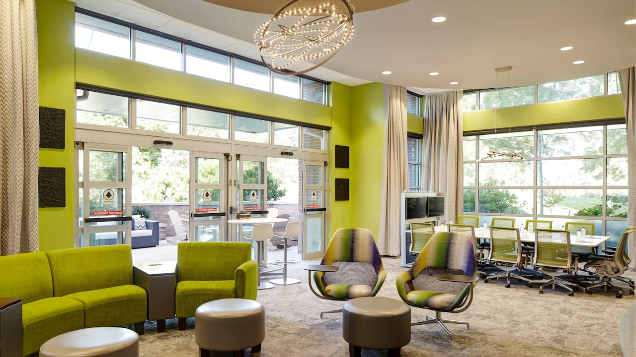 Modern Gathering Place in Redmond WA – Hyatt House Hotel Seattle/Redmond