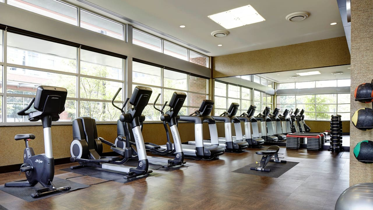 Hyatt House Seattle Redmond Fitness Center