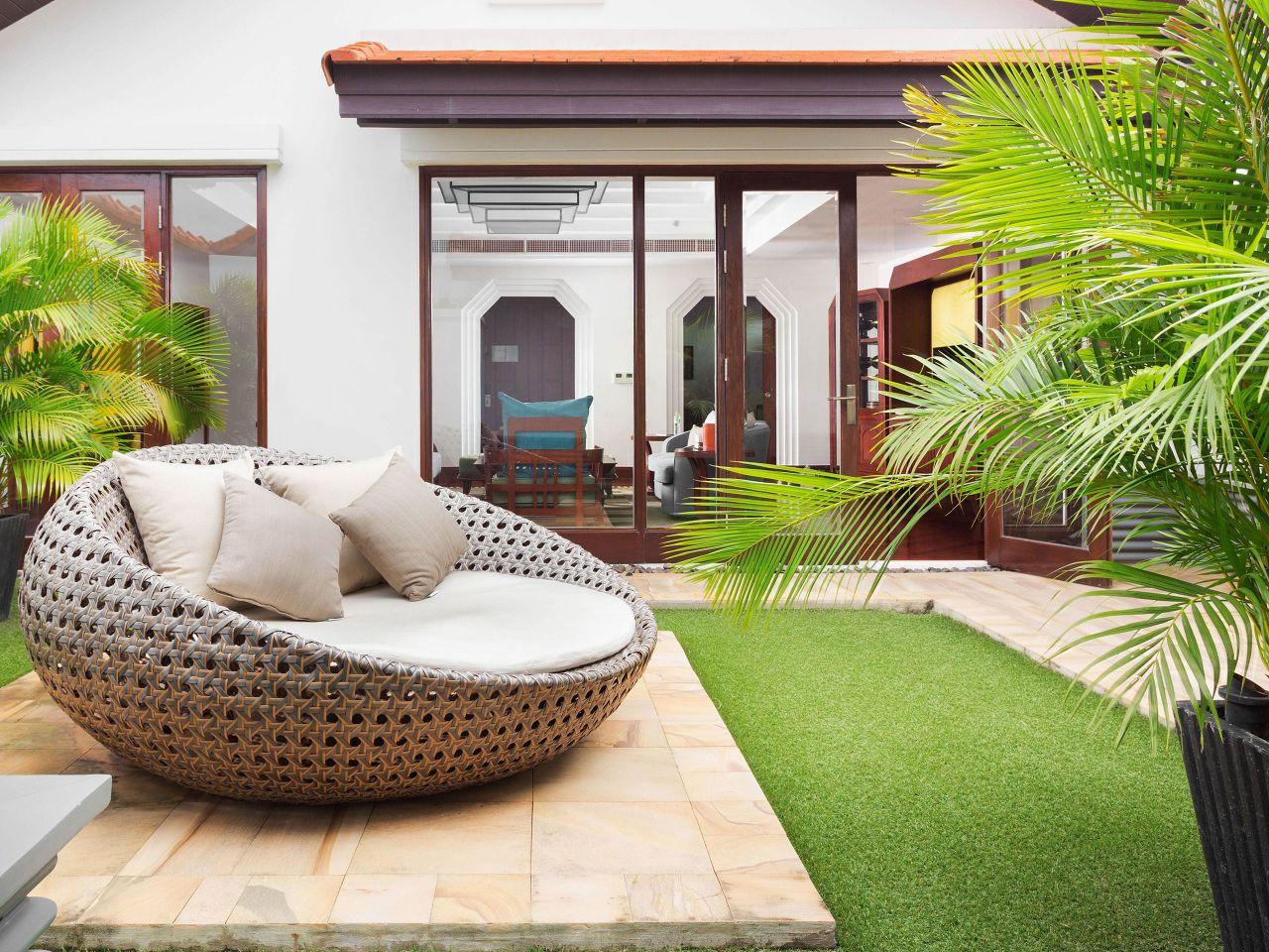 Rooftop Garden Suite Garden