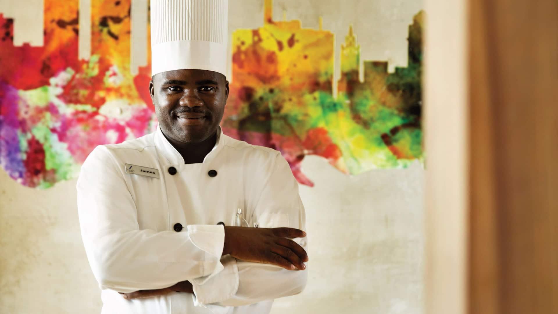 Urban Restaurant Chef