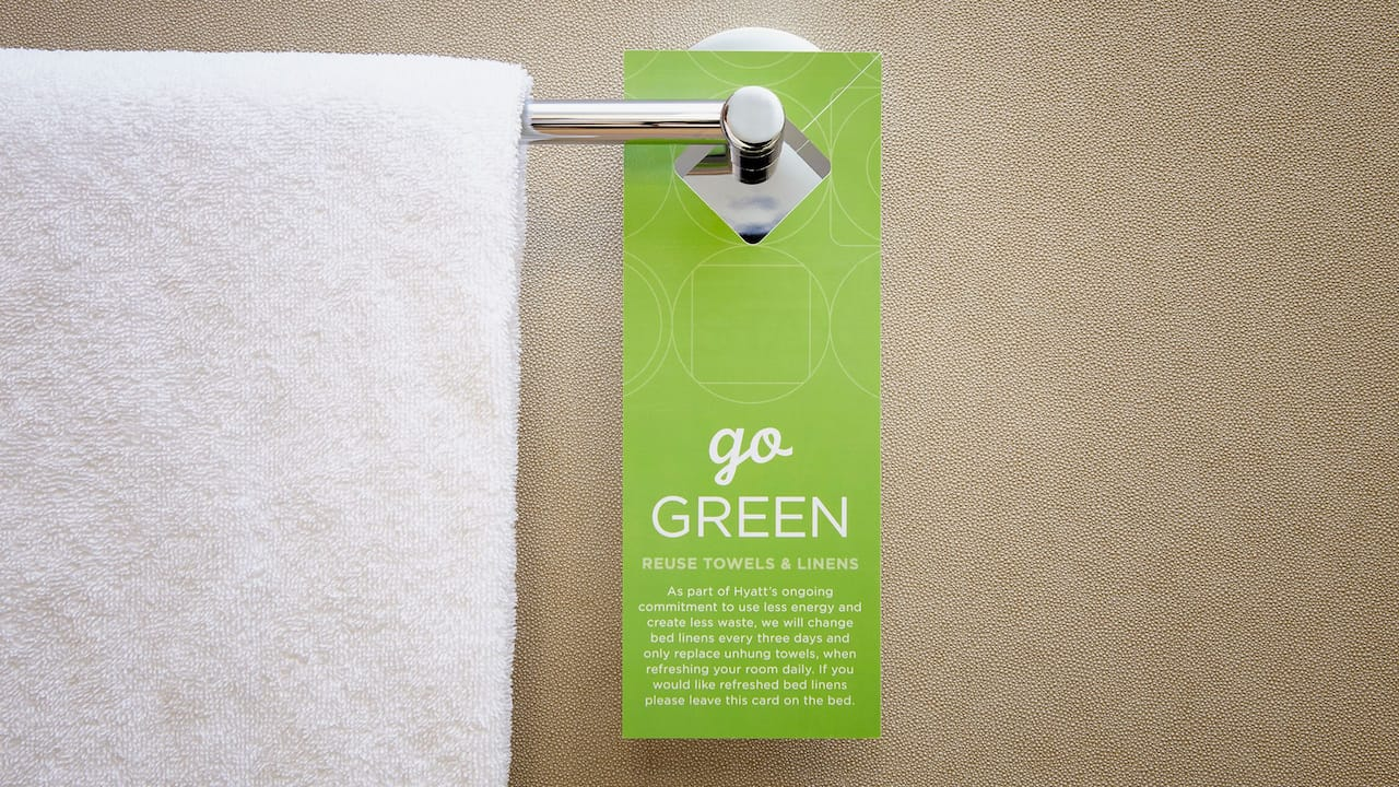 Service d'étage Go Green