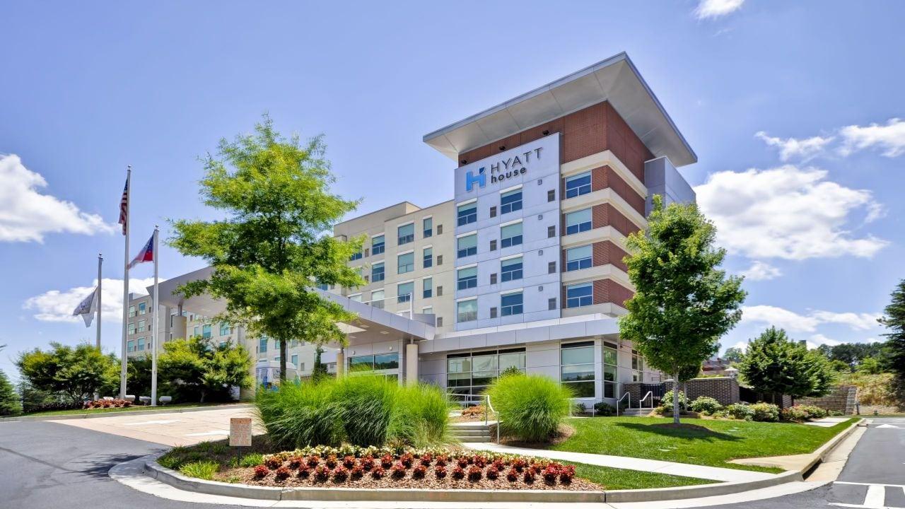 888ba3f7bd7 Exterior Hyatt House Atlanta Cobb Galleria