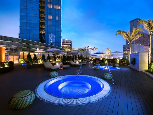 Grand Hyatt Macao Hot Tub Pool