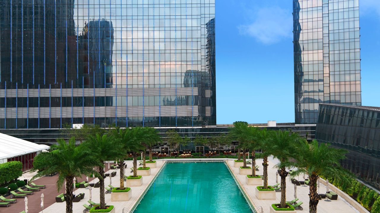 Grand Hyatt Macao Outdoor Pool