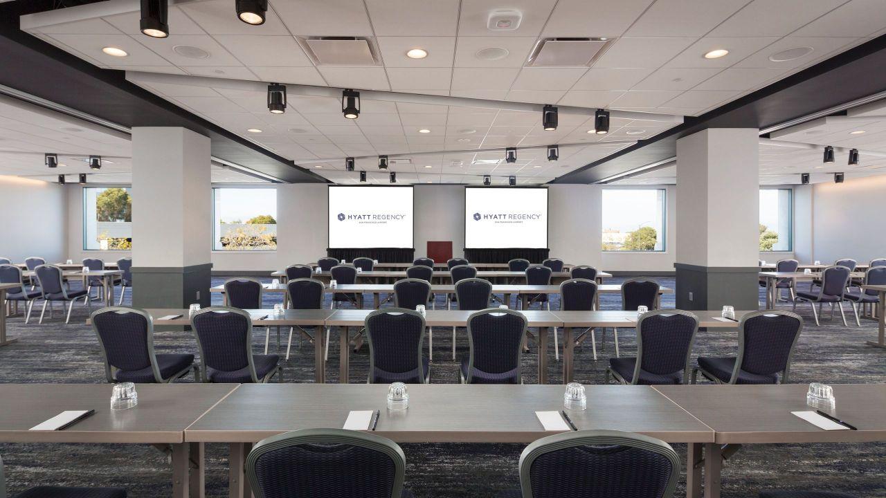 Cypress Meeting Room Full
