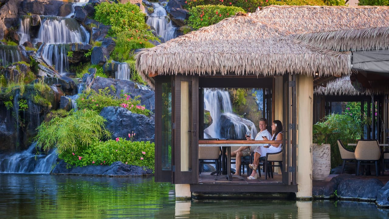 Grand Hyatt Kauai Resort Dining Options
