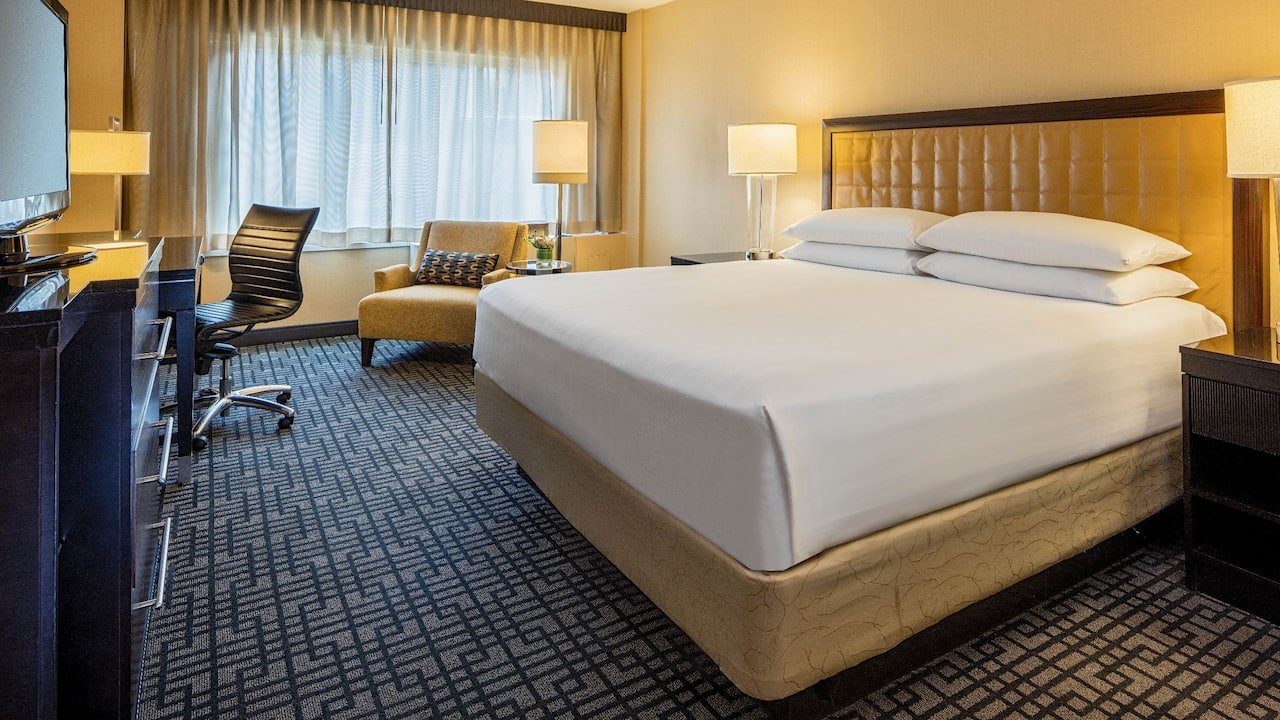 Guest Rooms Hyatt Regency Washington on Capitol Hill