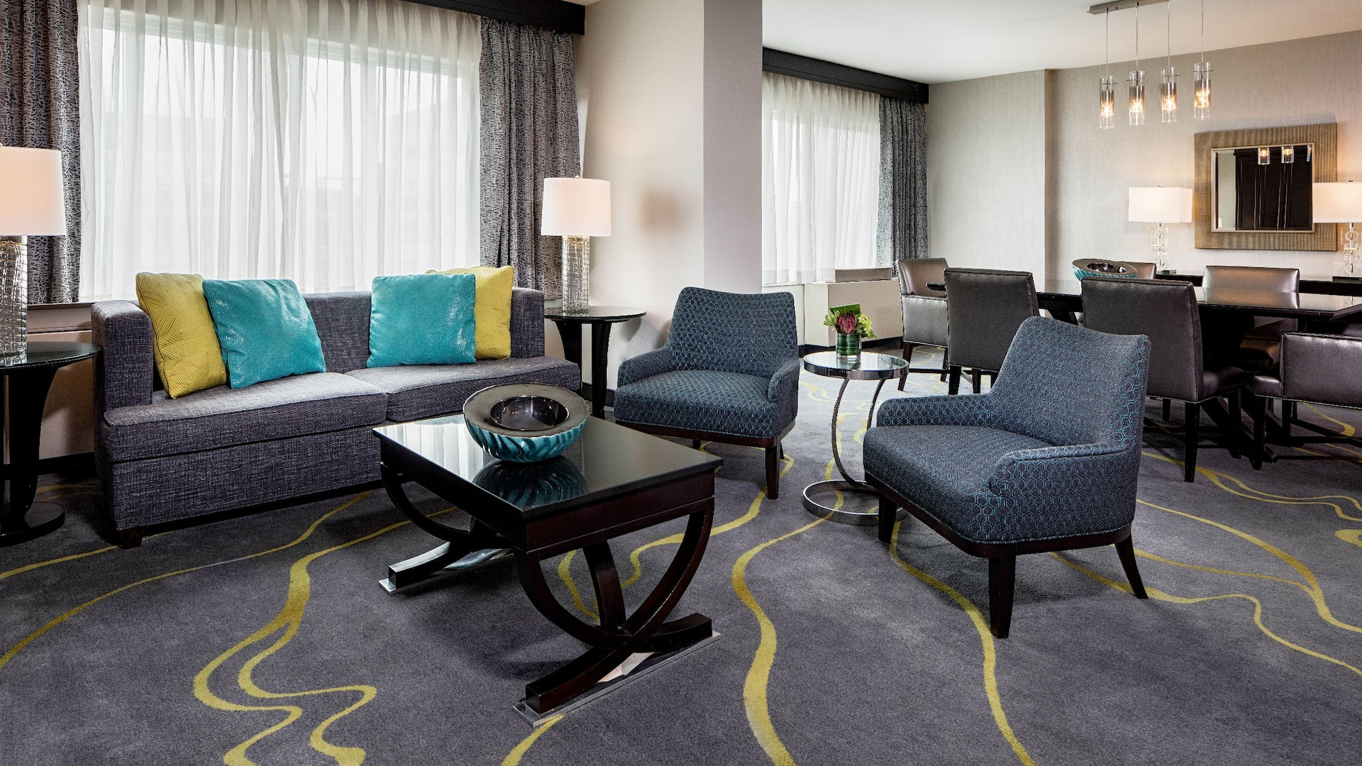 Hyatt Regency Washington on Capitol Hill Suite Parlor