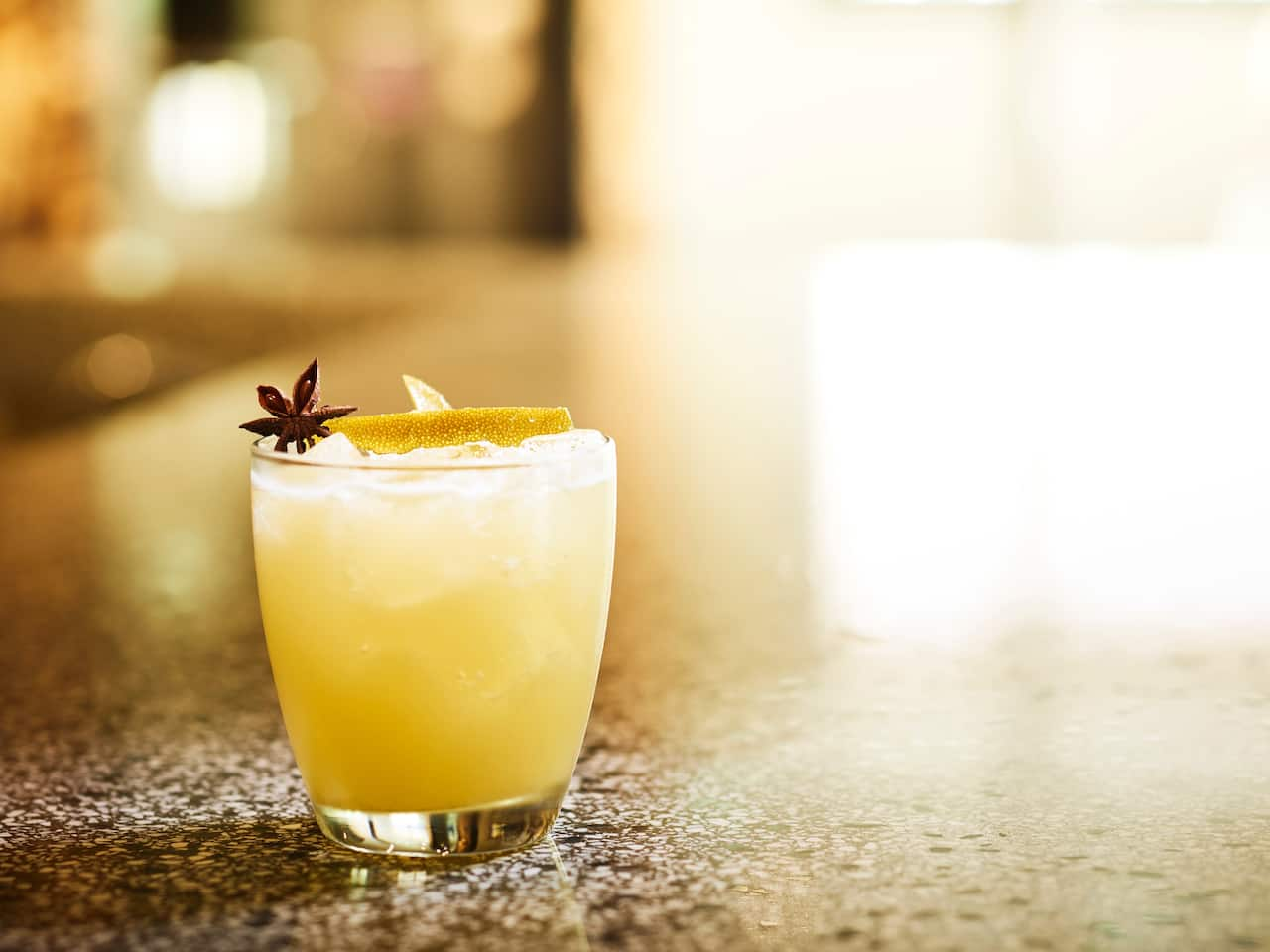 Mezcalito Cocktail