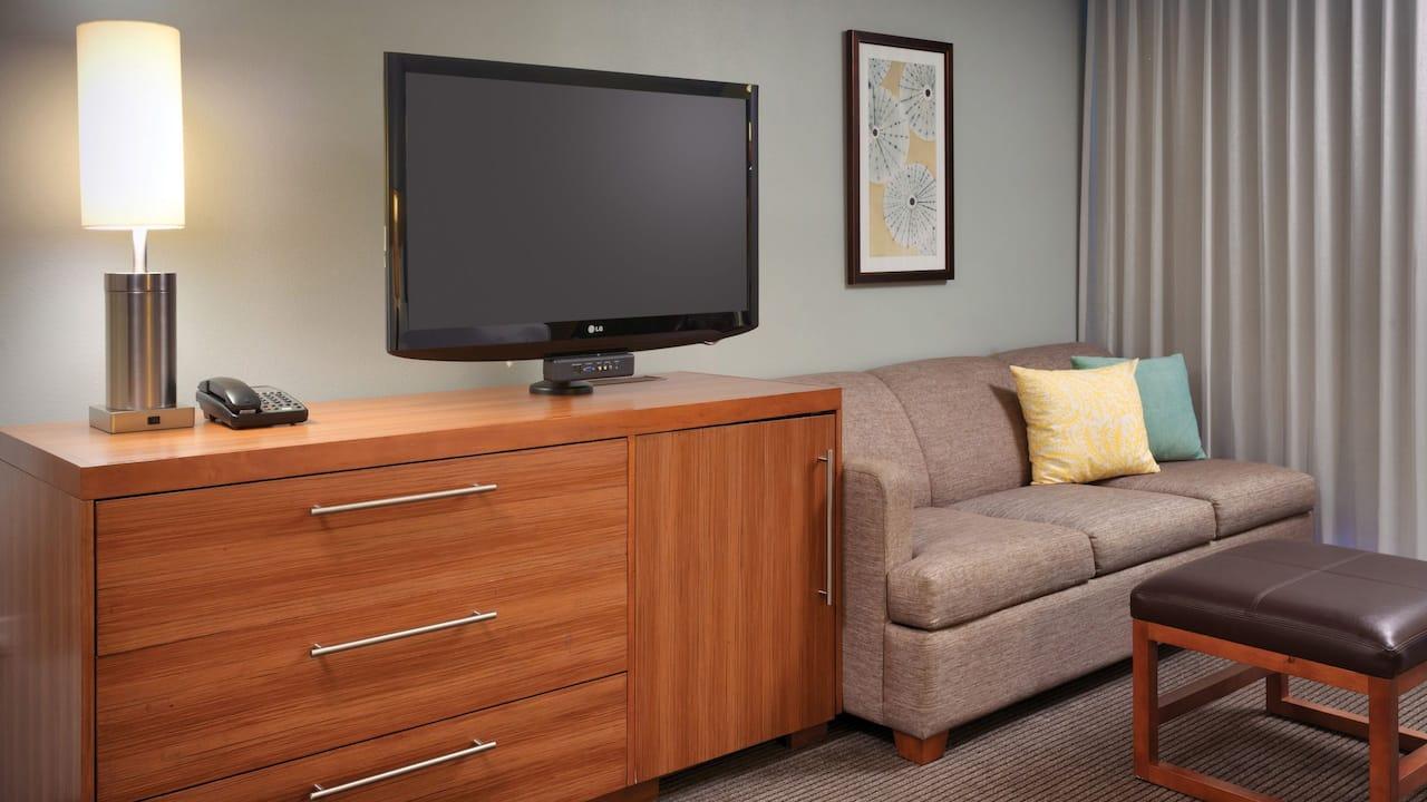 Cozy Corner Standard Room