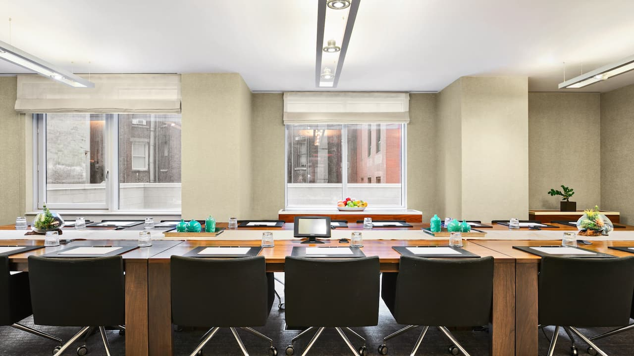 Hyatt Centric Times Square Salon Boardroom