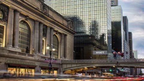 HYATT GRAND CENTRAL NEW YORK