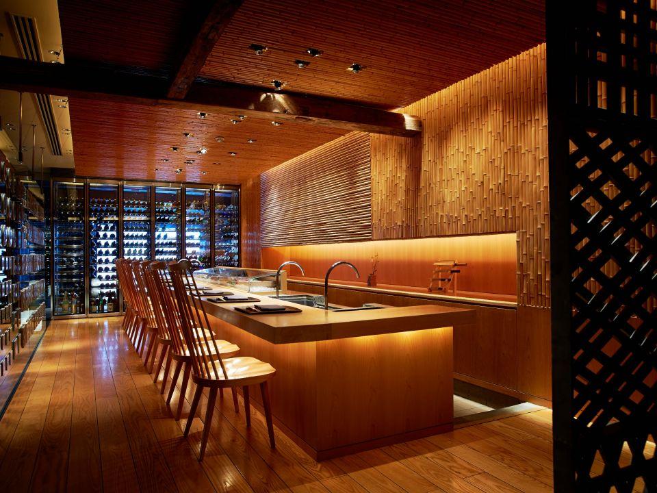 Touzan Sushi Counter