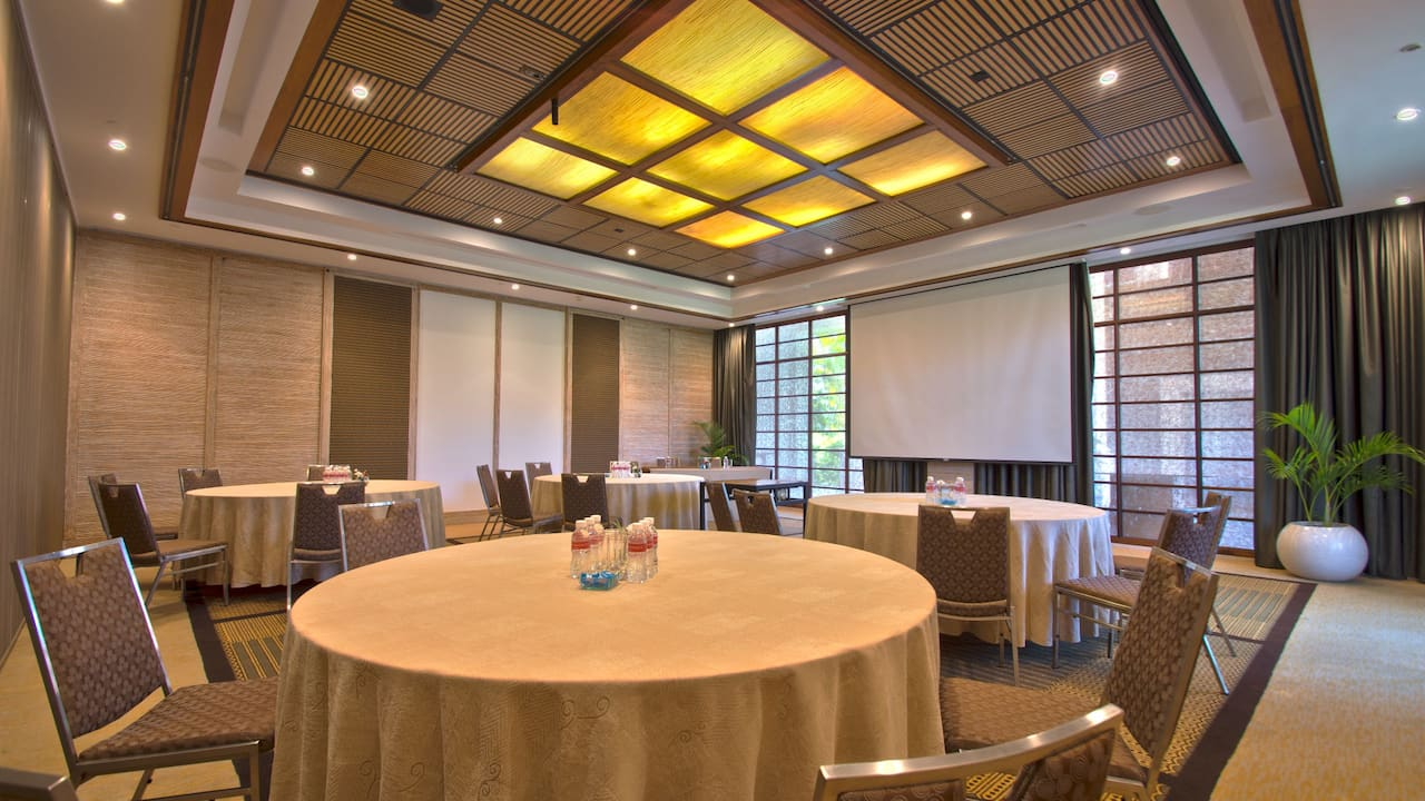Tabanan Conference Room at the Grand Hyatt Bali, Nusa Dua