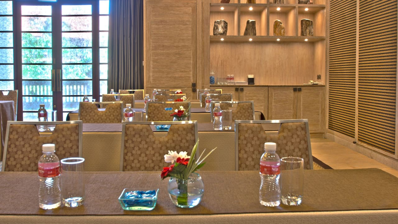 Grand Hyatt Bali Meeting Rooms (Tabanan Conference Room)