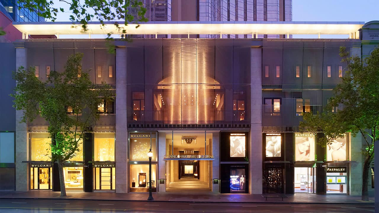 Image result for grand hyatt melbourne