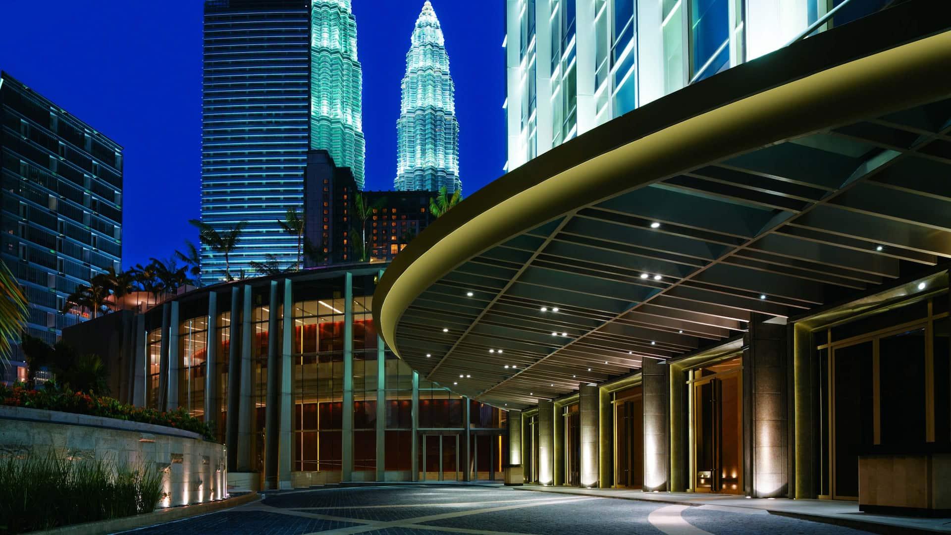 Hotels in Kuala Lumpur, Grand Hyatt Kuala Lumpur, Malaysia