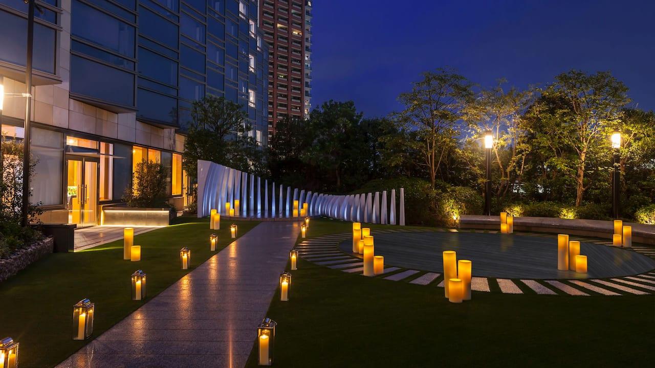 ガーデンパーティー&オープンキッチン