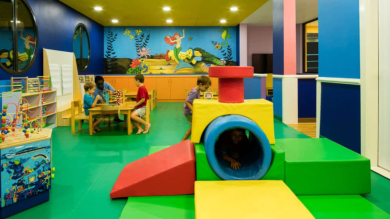Kids Club Indoor