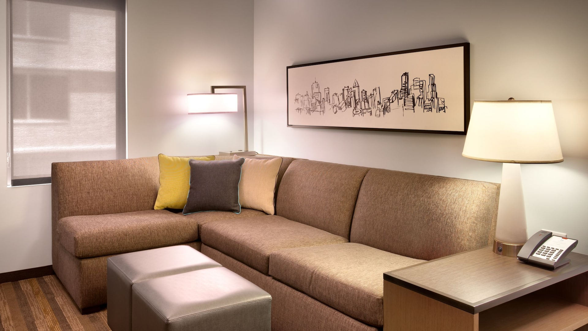 Hyatt House Sofa Sleeper