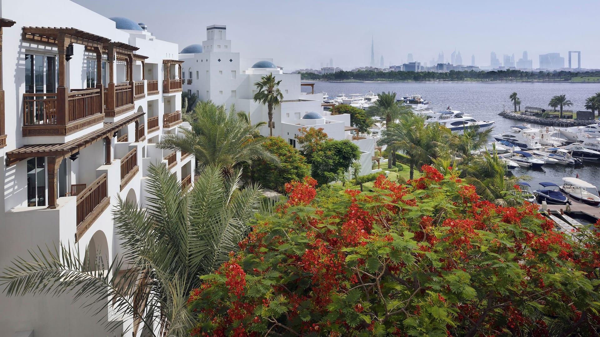 Парк Хаятт Дубай, роскошный дубайский курорт, 5-звездочный отель в Дубае