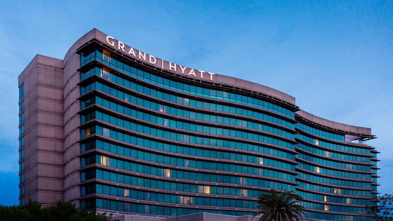 Grand Hyatt Tampa Bay Exterior