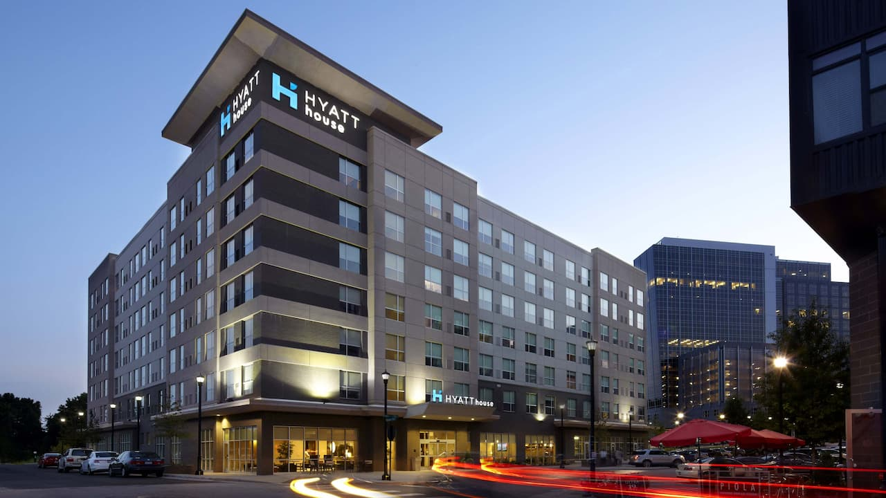 HYATT HOUSE RALEIGH NORTH HILLS | Exterior