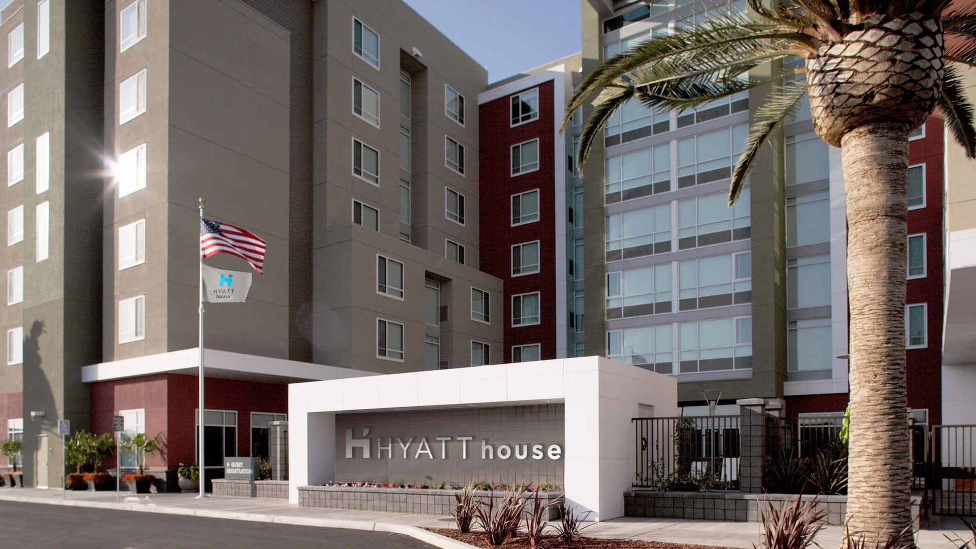 Hyatt House San Jose Silicon Valley Exterior