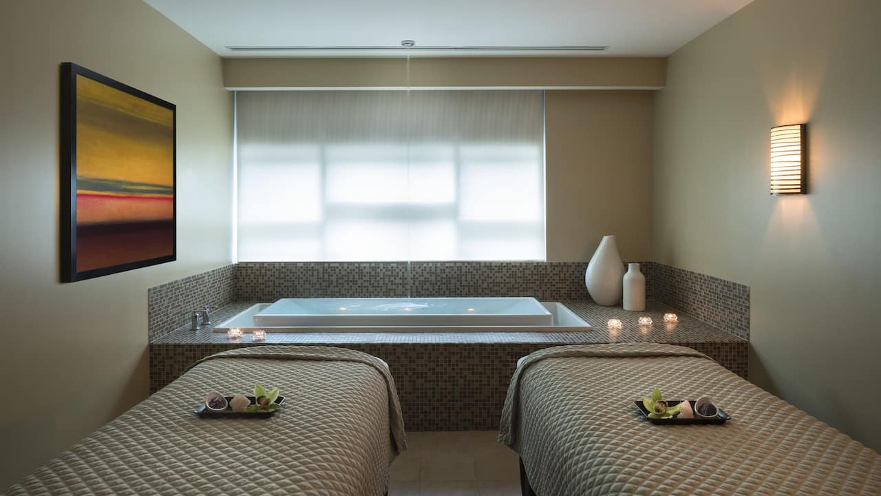 Couples Spa at Hyatt Regency