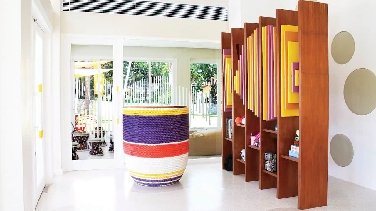Kids Club Activities at the Grand Hyatt Bali, Nusa Dua