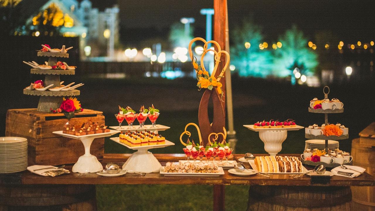 Night Desserts