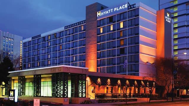 圣何塞 Hyatt Place 酒店