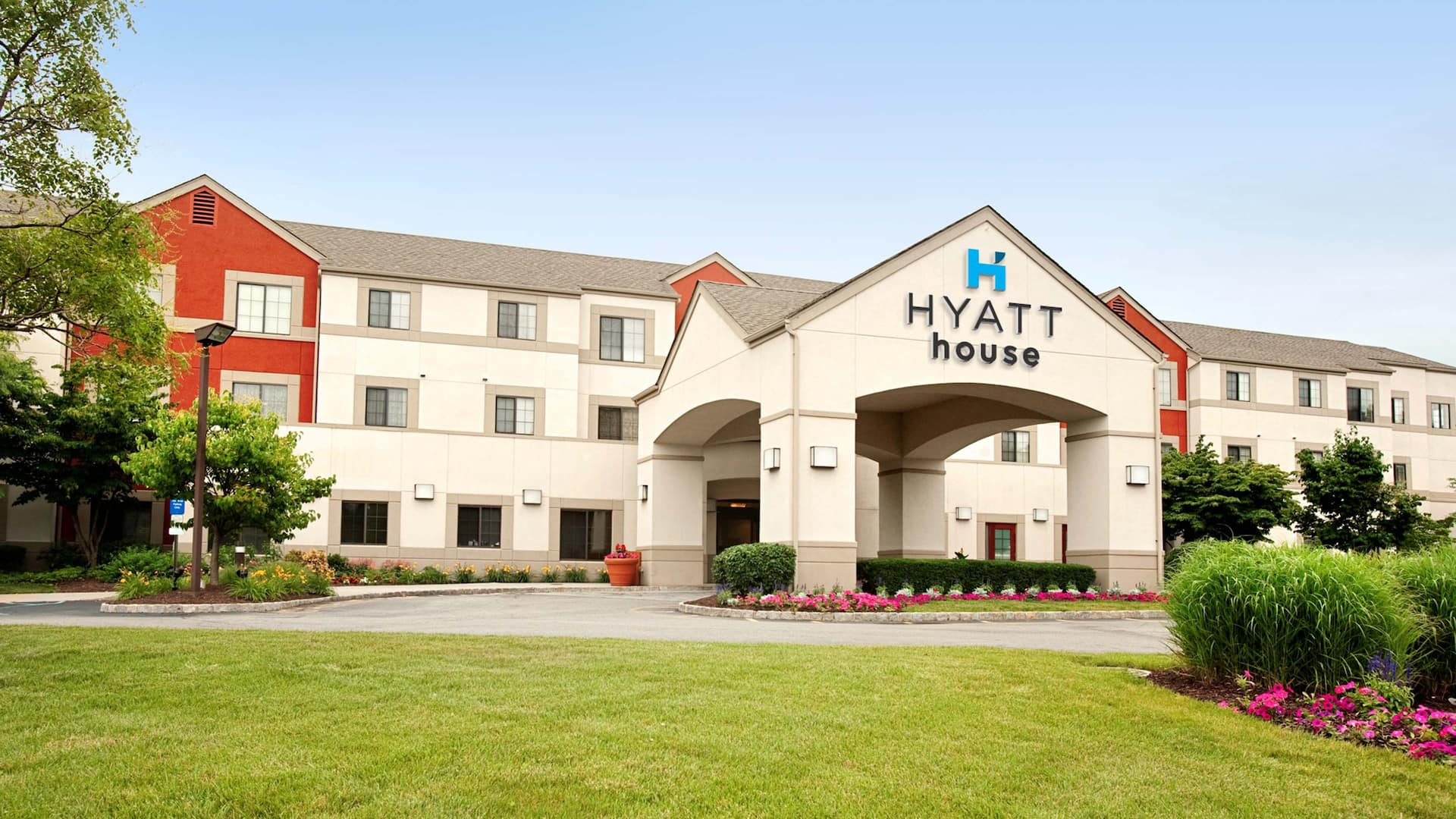 Hyatt House morristown Exterior
