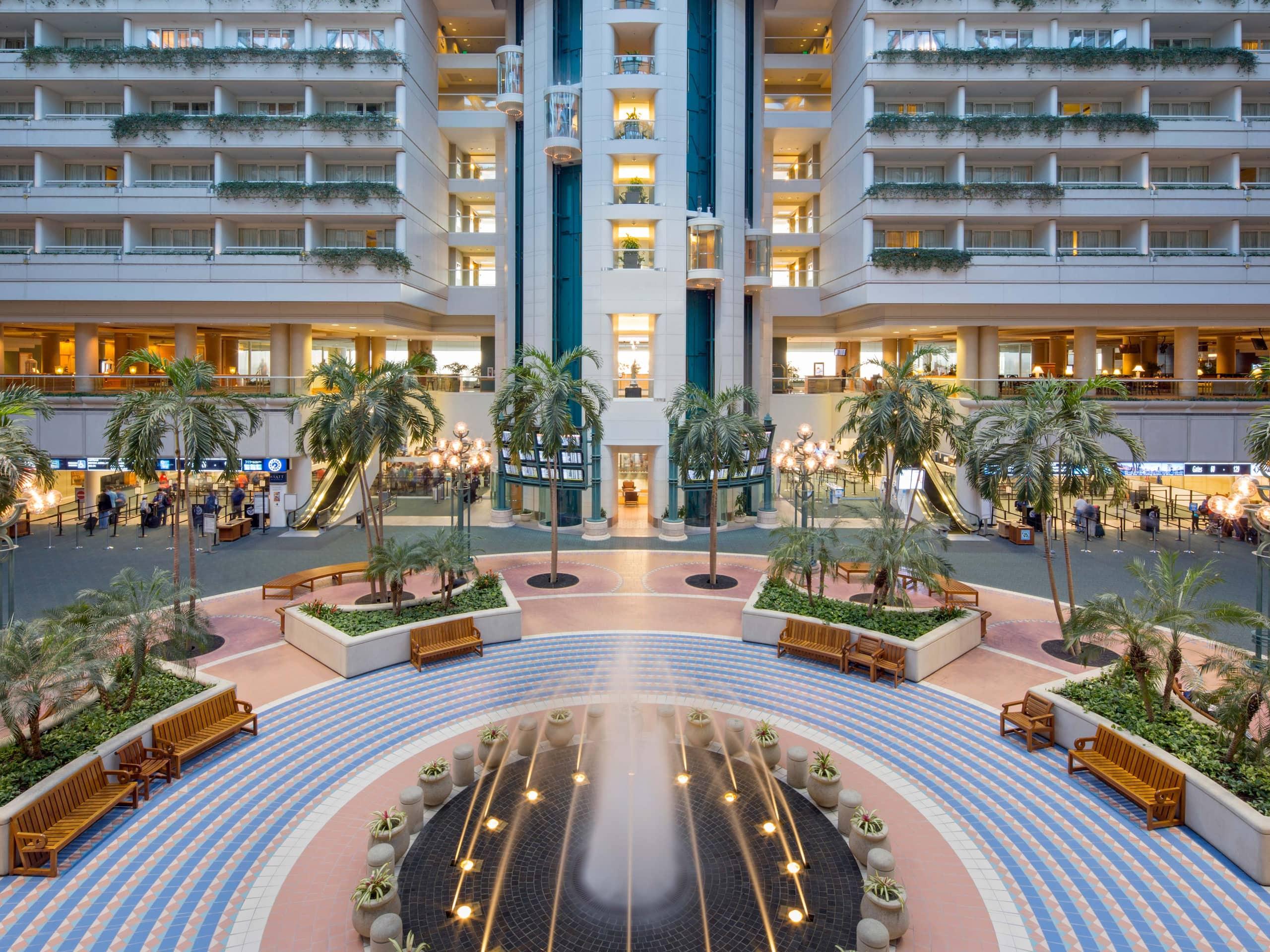 Mco Hotel Near Walt Disney World Hyatt Regency Orlando
