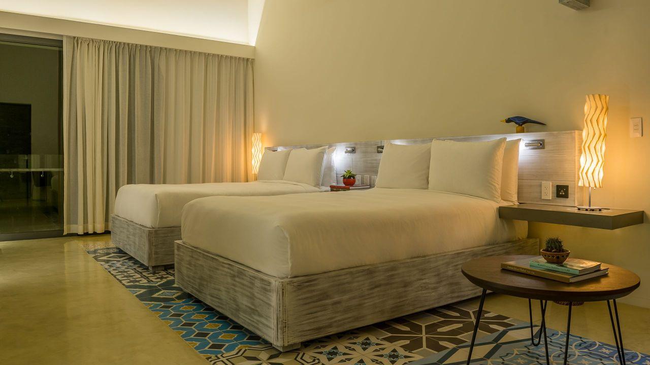 Andaz Mayakoba Resort Riviera Maya 2 double beds