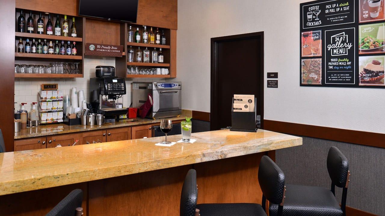 hyatt place bar