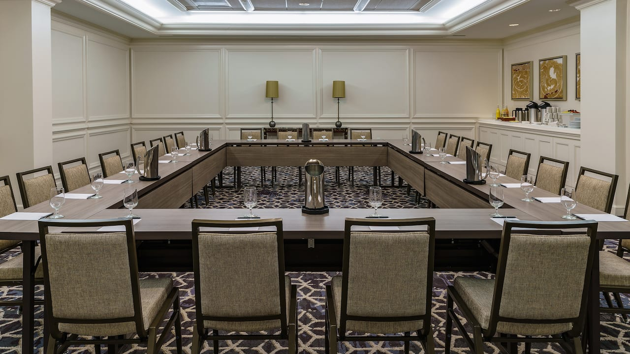 Sevilla Meeting Room Hyatt Regency Coral Gables