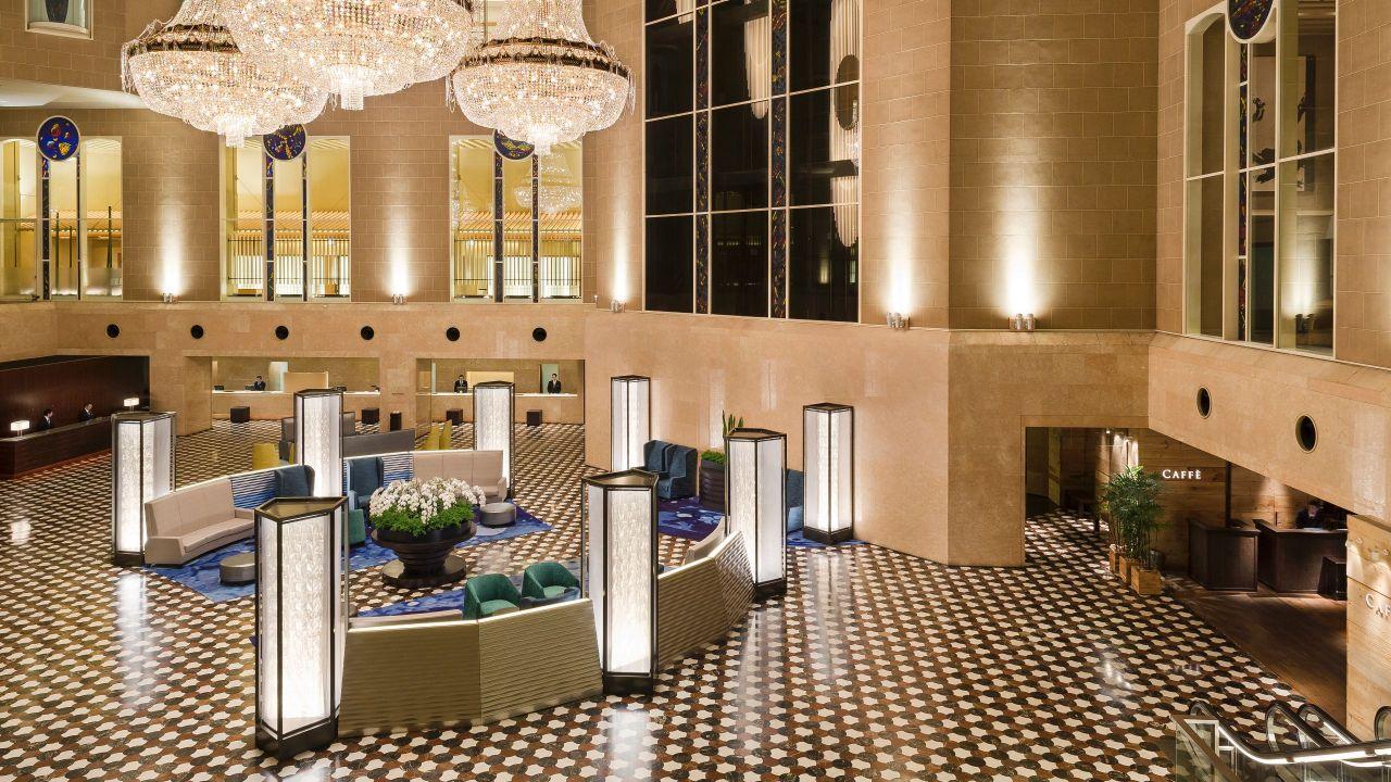 Lobby Panoramic